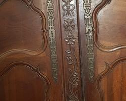 Armoire lorraine de Mirecourt