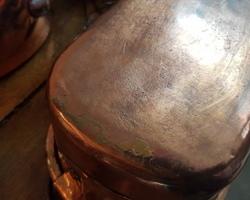 Poissonière en cuivre 18ème