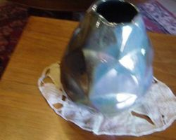 Vase en grés flammé de RAMBERVILLERS