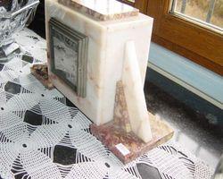 pendule de cheminée art deco