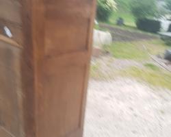 Armoire lorraine 19ème (région Mirecourt/Vezelise )