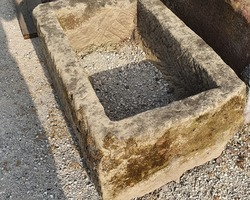 Petit bassin en grès