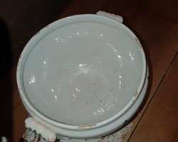 18th century earthenware tureen  from eastern France