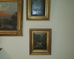 2 huiles sur panneaux de Leon REIGLER