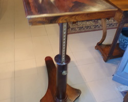 Table à systèmes de musique Napoléon III