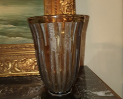 Vase de la période art DECO de DAUM