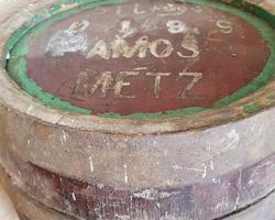Tonneau de bière AMOS