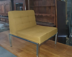 AIRBONE waiting room armchair  late 60s early 70s  good condition