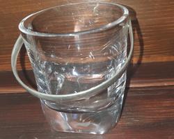 seau à glace en cristal de BACCARAT