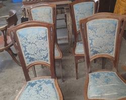 chaises Art Nouveau attribué à Georges De Feure
