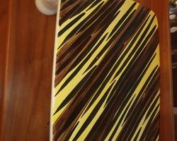 Rectangular trivet from the 40s / 50s Saint Clément