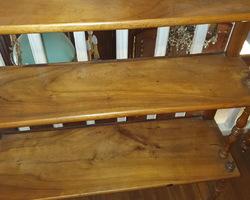 Dresser in walnut from Haute Sâone  19th time  r