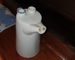 SELTZ Lhote France water apparatus