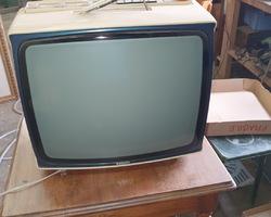 téléviseur des années 60