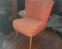 fauteuil vintage des années 60