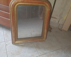 petit miroir Louis Philippe