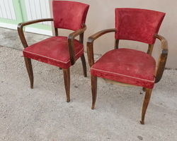Pair of Bridge chairs from the 1960s