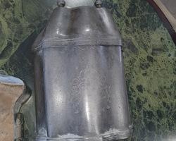 Provencal wall fountain early 19th in tin