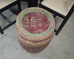 Metz AMOS beer barrel