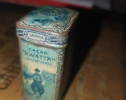 Boite chocolat Kwatta