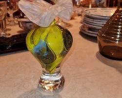 Flacon en verre de Murano