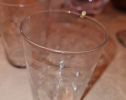 4 baccarat cups