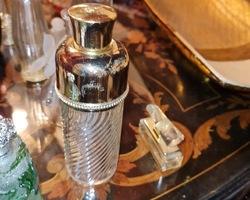 Flacon de parfum Lalique des années 50/60