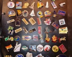 Collection de PIN'S
