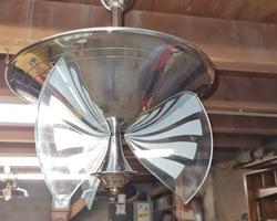 Art deco chandelier