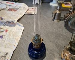 Lampes à pétroles 19ème