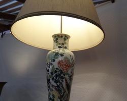 Lampe 1920 chinoise