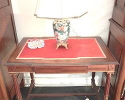 petit bureau Napoléon III en palissandre