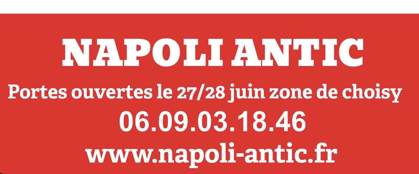 Napoli Antic Antiques & Flea Market Grand Openning Weekend