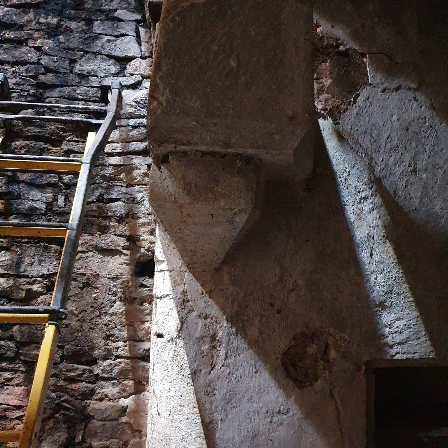 WHY SHOULD YOU CALL NAPOLI ANTIC TO TAKE DOWN AN OLD CHIMNEY?
