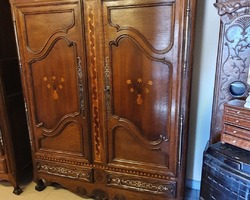 The Traditional Lorrain Furniture - Napoli Antic - Ornamentation and decoration The decorative repertoire