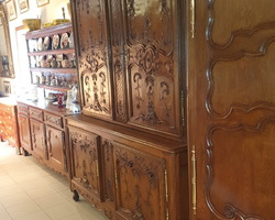 Traditional Lorrain Furniture - Napoli Antic - Conservation and Exhibition Furniture