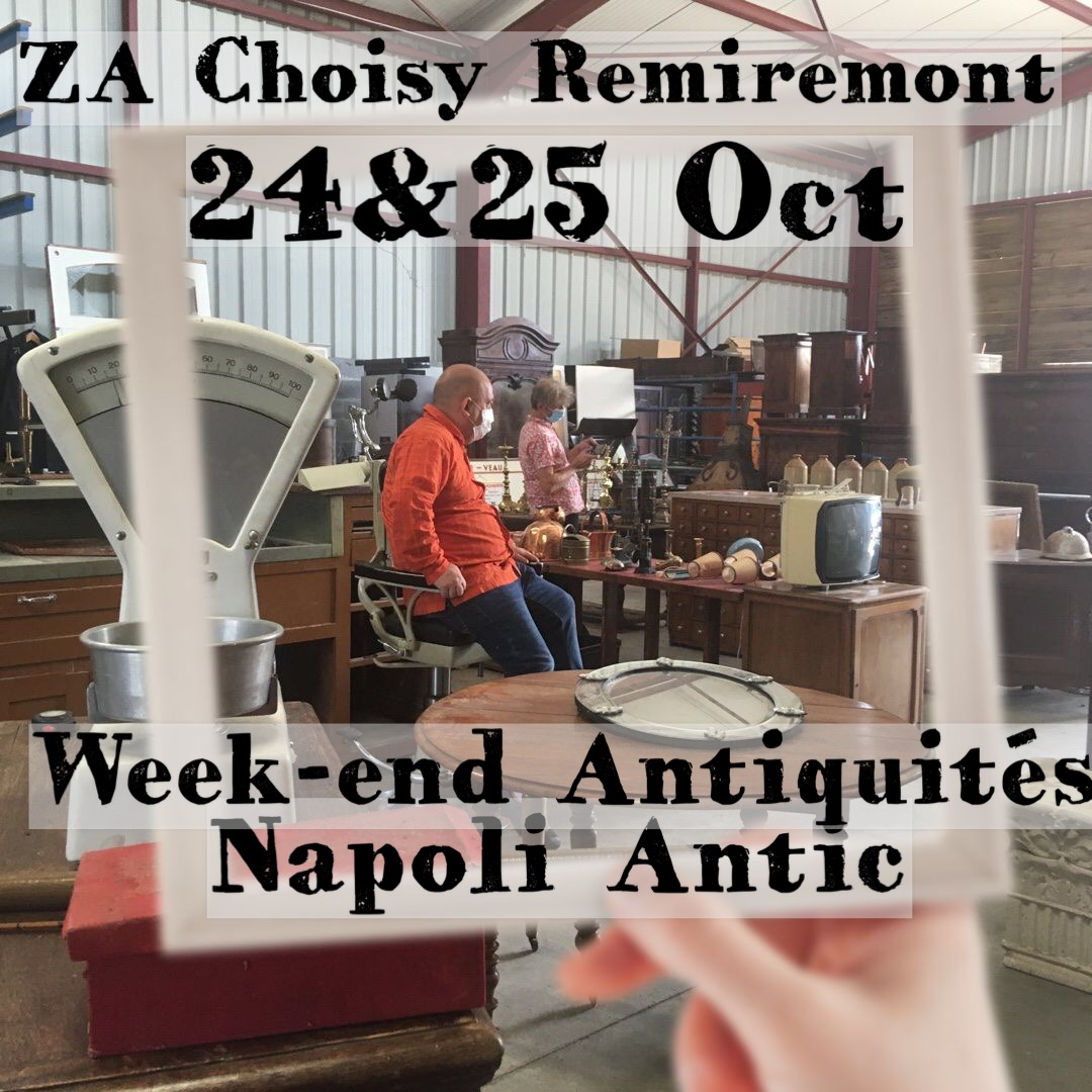 NAPOLI ANTIC OPEN HOUSE: ANTIQUES & SECOND HANDS IN ALSACE VOSGES LORRAINE