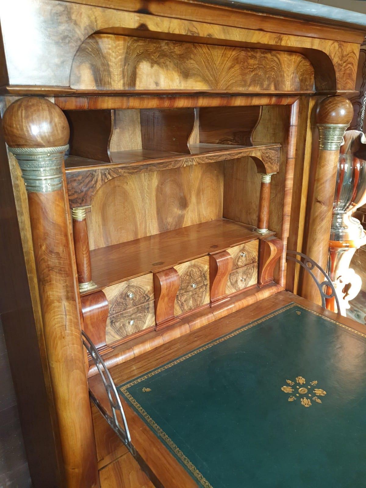 Le style Empire présent chez votre Antiquaire Alsace Lorrain, Napoli Antic